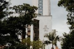 Medellín city of Colombia.