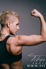 Fitness fotózás