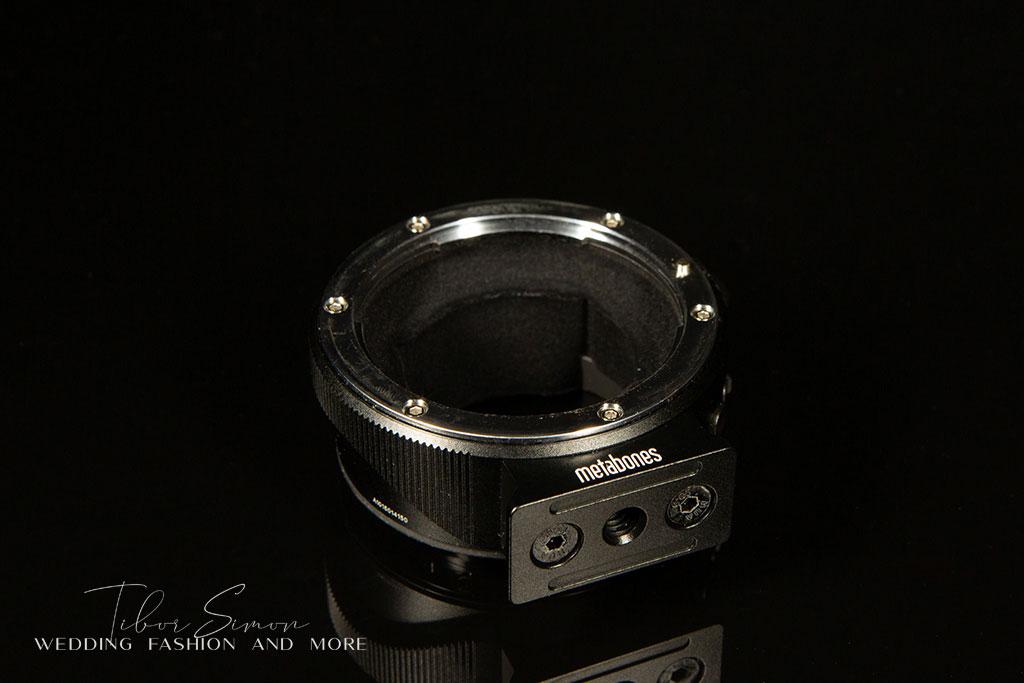 Metabones Mark V Sony - Canon adapter teszt.