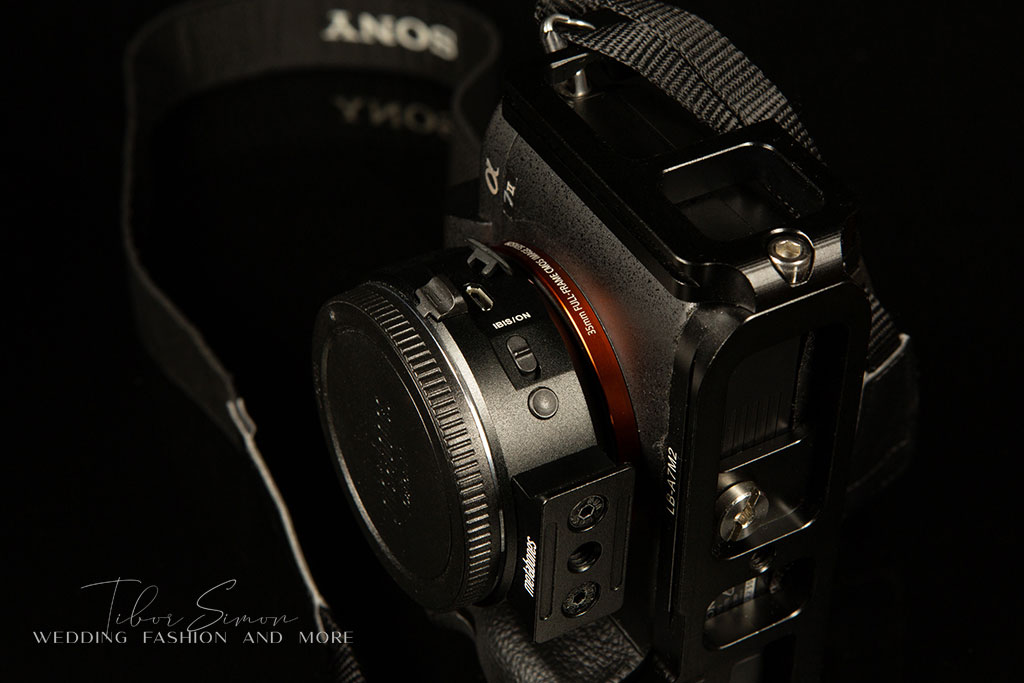 Metabones Mark V Sony - Canon adapter teszt.
