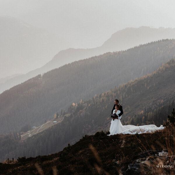 Esküvői fotós szolgáltatások Ausztriában.