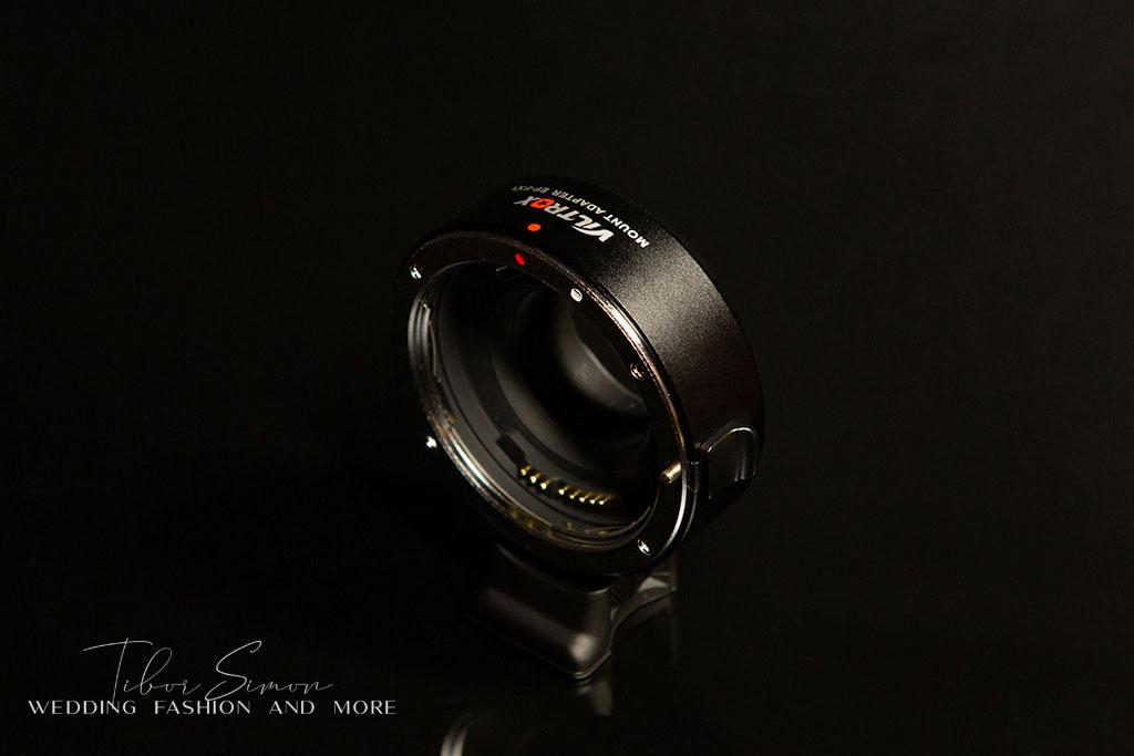 Viltrox EF-FX 1 Fuji - Canon adapter teszt.