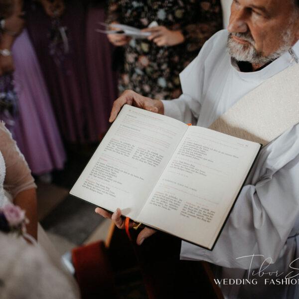 Templomi szertartás